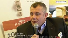 Interview de Nicolas Desanti
