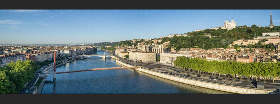 LYON DANS LE TOP 10 DES DESTINATIONS WEEK-END EUROPEENNES