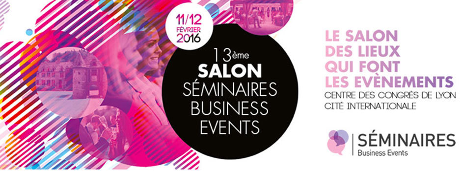 Salon Séminaires Business Events 2016