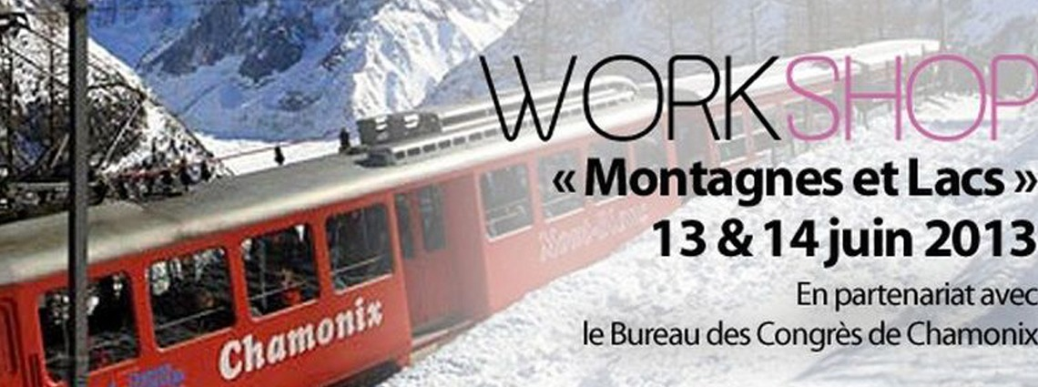 Workshop Montagnes et Lacs 2013